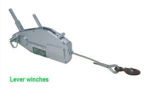 Lever winches